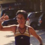 Quima Casas, pionera en l'atletisme